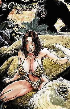 Cavewoman: Pangaean Sea #1A FN; Basement | save on shipping - details inside