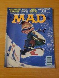 Mad Magazine #342 ~ FINE FN ~ Jan/Feb 1996