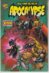 Tales of The Age of Apocalypse One Shot(1996)  Crisis On The Moon !
