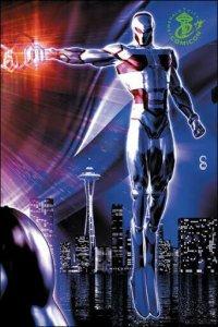 STAN LEE-STARBORN #3 THE TRAVELER #4 SOLDIER ZERO #5 EMERALD CITY CON EXCLUSIVES