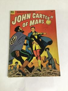 John Carter Of Mars 437 Vg/Fn Very Good Fine 5.0 Dell Comics