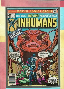 THE INHUMANS 7