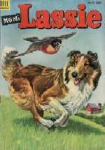 Lassie #14, VG+ (Stock photo)