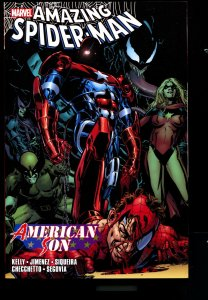 Amazing Spider-Man: American Son-Joe Kelly-Vol. 2