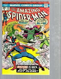 Amazing Spider-Man # 141 NM- Marvel Comic Book MJ Vulture Goblin Scorpion TJ1