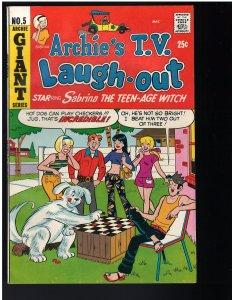 Archie's TV Laugh-Out #5 (1970)