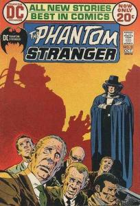 Phantom Stranger (1969 series) #21, Fine- (Stock photo)