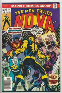 Nova, the Man Called #6 (Feb-77) VF+ High-Grade Nova