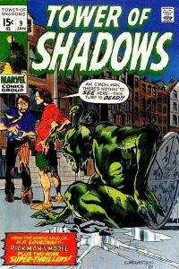 Tower of Shadows #9, VF- (Stock photo)