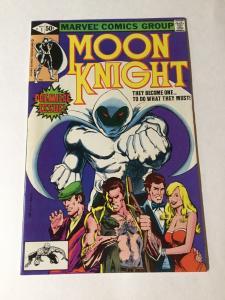 Moon Knight 1 Nm Near Mint 1980 Series