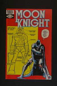 Moon Knight #19 May 1982