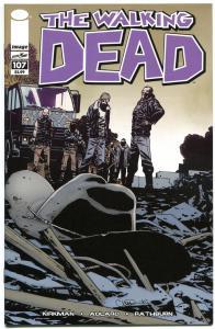 WALKING DEAD #107, NM, Zombies, Horror, Fear, Kirkman, 2003, more TWD in store