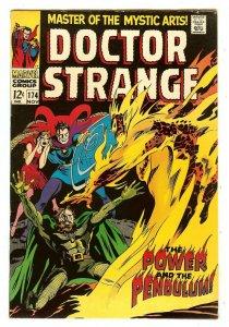 Doctor Strange 174   1st Sons Of Satanish