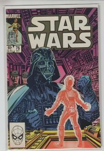 STAR WARS (1977 MARVEL) #76 FN A14621