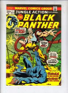 Jungle Action #7 (Nov-73) FN/VF High-Grade The Black Panther