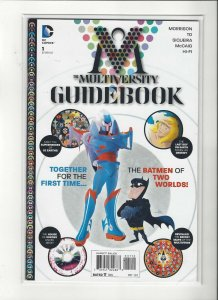 Multiversity Guidebook #1  DC Comics Unread NM/M