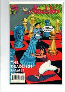 Disney's Aladdin #10 - Marvel - 1994 - Very Fine/Near Mint