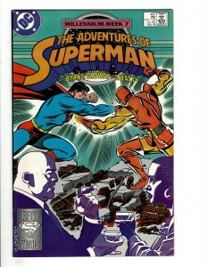 12 Adventures of Superman DC Comics 437 441 442 444 445 446 447 449 450 + HG1