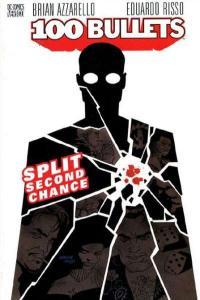 100 Bullets (1999 series) Split Second Chance TPB #1, VF+ (Stock photo)