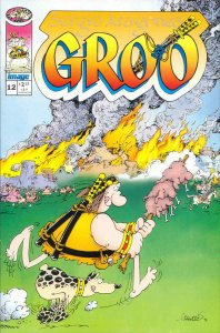 Groo (Image) #12 VF/NM; Image   save on shipping - details inside