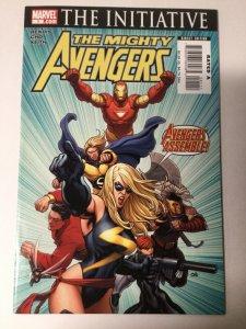 Mighty Avengers 1 Nm Near Mint Marvel