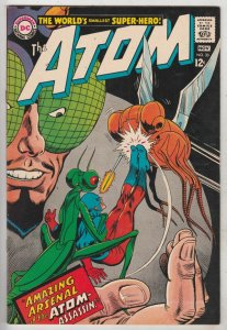 Atom, The #33 (Nov-67) NM- High-Grade The Atom