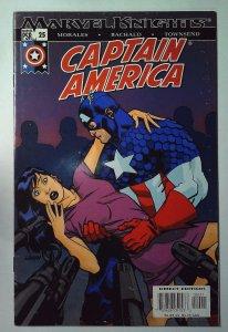 Captain America #25 (2004)