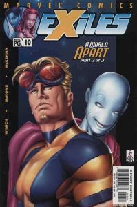 Exiles (Marvel) #10 FN; Marvel | save on shipping - details inside
