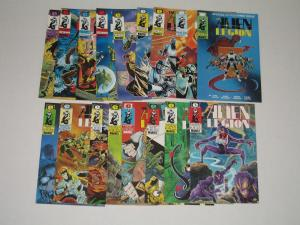 ALIEN LEGION LOT #1-20-LARRY STROMAN TERRY AUSTIN SCIENCE FICTION-VF/NM