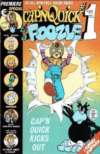 CAPN QUICK AND FOOZLE 1-3 MARSHALL ROGERS COMPLETE