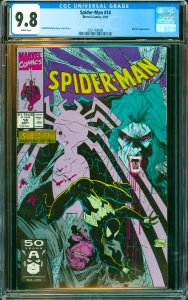 Spider-Man #14 CGC Graded 9.8 Morbius appearance.