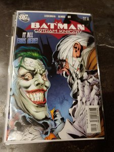 ​BATMAN GOTHAM KNIGHTS #74 JOKER VS. HUSH NM