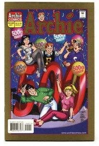 Archie Comics #500 2000- Goldberg cover VF/NM