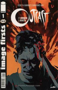Outcast (Image) #1 (6th) VF/NM; Image   save on shipping - details inside