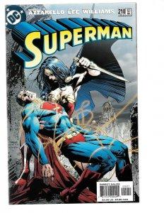 12 DC Superman Comics # 210 211 212 213 214 215 216 217 218 219 220 221 GK45