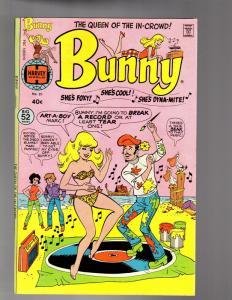 BUNNY  21 (1976) VERY FINE  November 1976