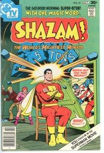 Shazam! 31  VG/F