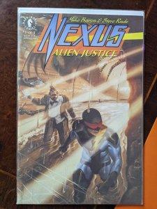Nexus Alien Justice #1 (1992)