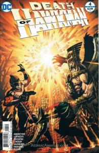 Death of Hawkman, The #4 VF/NM; DC | save on shipping - details inside