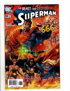Superman #666 (2007) OF25