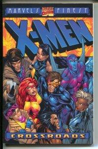 X-Men: Crossroads-Chris Claremont-1991-PB-VG