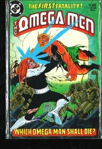 The Omega Men #4 (1983)