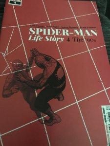 Marvel Spider-Man Life Story #4 Mint