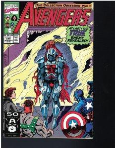 Avengers #338 (Marvel, 1991)