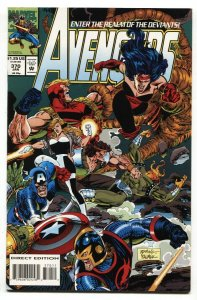 Avengers #370 1st DELTA FORCE comic book NM-