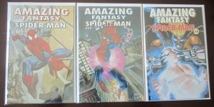 Spider-man Comics RUN # 16 - 18 - 6.0 FN - 1995