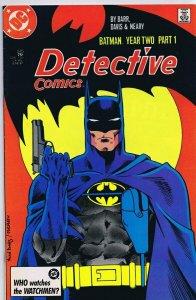 Detective Comics #575 ORIGINAL Vintage 1987 DC Comics Year Two Batman