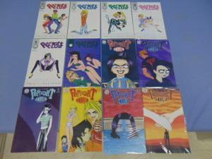 Pervert Club by Will Allison A.M. Works Underground Manga Comic Books 1-12 MINT