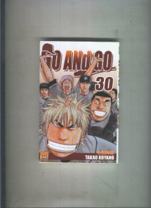 Manga edicion en frances: Go and Go numero 30