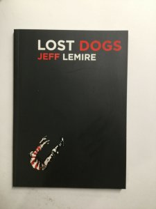 Lost Dogs Tpb Softcover Sc Near Mint Nm Top Shelf Productions